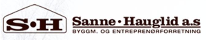 Sanne Hauglid AS Byggmester og Entreprenørforretning logo
