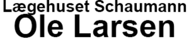 Ole Larsen logo