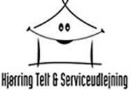 Hjørring Telt & Serviceudlejning logo
