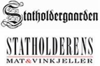 Statholdergaarden og Statholderens Mat og Vinkjeller logo