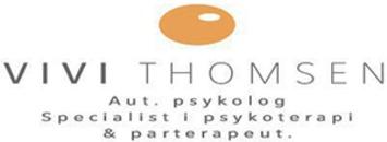Aut. Psykolog Parterapeut & Specalist i psykoterapi Vivi Thomsen logo