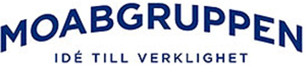 Moabgruppen AB logo