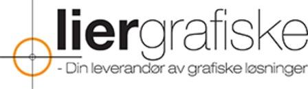 Lier Grafiske AS logo