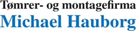 Michael Hauborgs Tømrer- og montagefirma logo