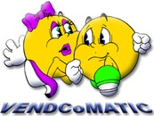 Vendcomatic AS logo