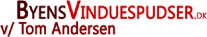 ByensVinduespudser.dk v/Tom Andersen logo