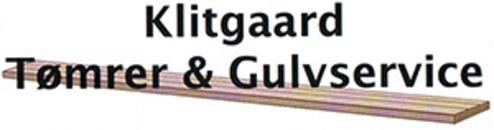 Klitgaard Gulvservice logo