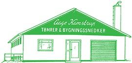 Tømrerfirmaet Aage Kamstrup ApS logo