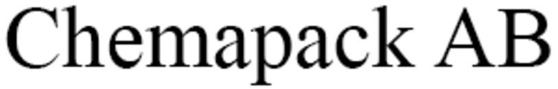 Chemapack AB logo