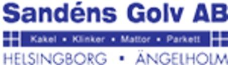 Sandéns Golv AB logo