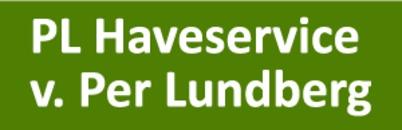 PL Anlæg og Haveservice v/ Per Lundberg logo