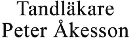 Tandläkare Peter Åkesson logo