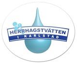 Herrhagstvätten i Karlstad logo