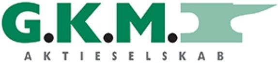 G.K.M. Aktieselskab logo