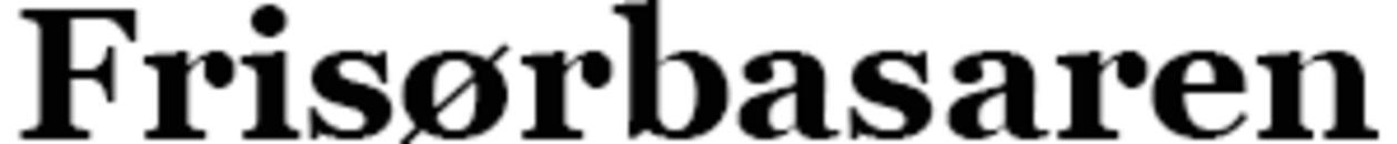 Frisørbasaren DA logo