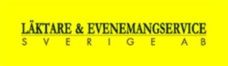 Läktare & Evenemangservice Sverige AB logo