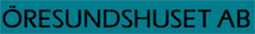 Öresundshuset logo