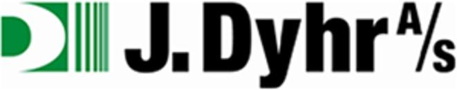 J. Dyhr A/S logo