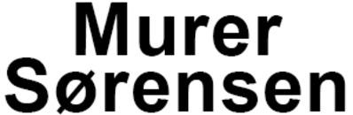 Murer Sørensen logo