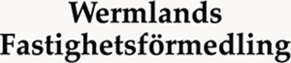 Wermlands Fastighetsförmedling, AB logo