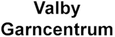 Valby Garncentrum logo