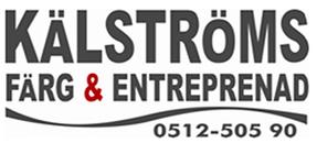 Kälströms Färg och Entreprenad AB logo