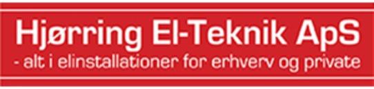 Hjørring El-Teknik ApS logo
