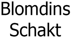 Blomdins Schakt AB logo