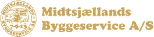Midtsjællands Byggeservice A/S logo
