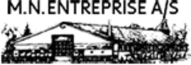 M.N. Entreprise A/S logo