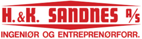 H & K Sandnes AS logo