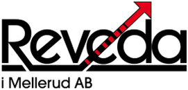Reveda I Mellerud AB logo