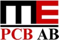 ME PCB AB logo