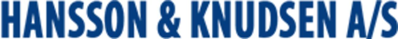 Hansson & Knudsen A/S logo