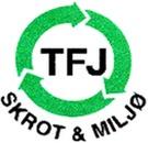 Tonny Frank Jensen Skrot og Miljø logo