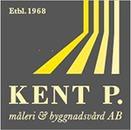 Kent P Måleri & Byggnadsvård AB logo