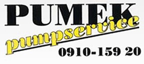 Pumek Pumpservice AB logo