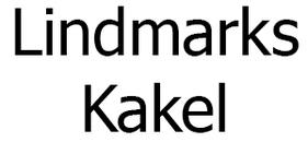Lindmarks Kakel AB logo