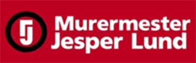 Murermester Jesper Lund logo