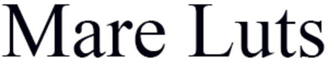 Mare Luts logo