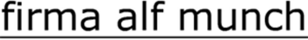 Firma Alf Munch logo