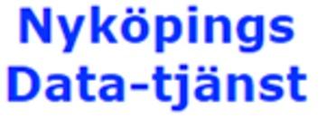 Nyköpings datatjänst logo