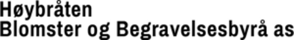 Høybråten Begravelsesbyrå logo
