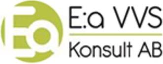 E:a VVS Konsult AB logo