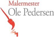 Malermester Ole Pedersen logo