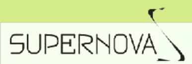 Supernova Organic Hairstyling logo
