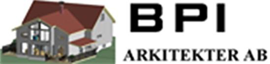 BPI Arkitekter AB logo
