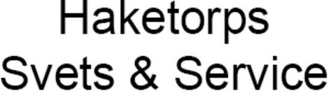 Haketorps Svets & Service logo