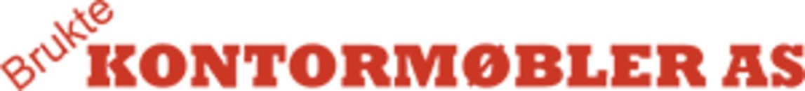 Brukte Kontormøbler AS logo