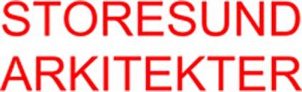Storesund Arkitekter AB logo